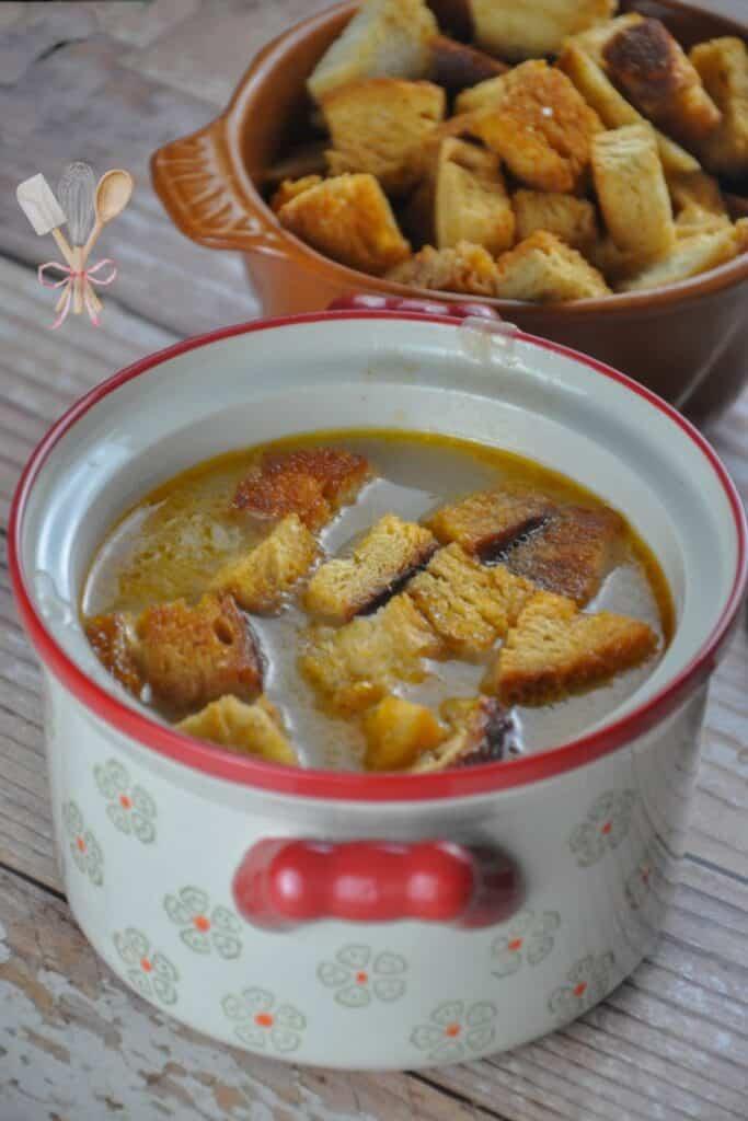 supa de chimen cu ceapa